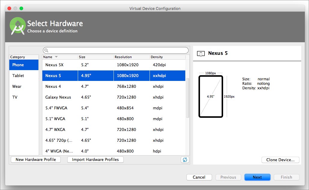 Monaca Debugger for Android Emulator | Monaca Docs