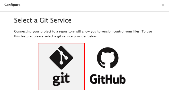 Git SSH Integration | Monaca Docs